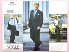 Vogue V2836 Sewing Pattern Gents'/Men's Suit Jacket & Trousers - Loose Fitting