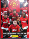 Official Manchester United Trading Cards 2014 - Individual Base Cards