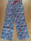 BODEN Womens Cosy Brushed LONDON Pull Ons PJ's UK 6 8 10 12 16 18 20 LMT WHIMSY