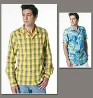 Vogue V8800 Sewing Pattern Men's Semi-Fitted Shirt - Short/Long Sleeved - Easy