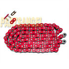 520+Red+Chain+86+Links+Honda+TRX+300+EX+Fourtrax+2001+2002+2003+2004+2005+2006