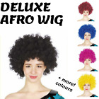 AFRO WIG Curly Hair Costume Party Fancy Disco Circus 70s 80s Dress Up New