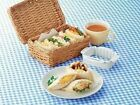 BENTO accessories JAPANESE PAN POCKET SANDWICH MAKER bread cutter mold lunch