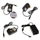 PSU 9V 1A / 12V 1A / 12V 2A / 12V 5A UK Plug DC Power Supply Adapter Transformer