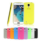 NEW 0.3mm Ultra Thin Matte Clear Case Cover For Samsung Galaxy S4 IV i9500 i9505