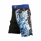 MMA Fight Shorts Cage Fighting Grappling Shorts Martial Arts - Frost Damage