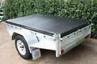 TRAILER COVER ONLY fits 6' x 4' BOX TRAILER (Bunjis) *MADE TO ORDER* (TNSTR01)