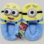 New Despicable Me Minion Jorge Stewart Dave Monsters Cosplay Adult Lady Slippers