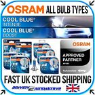 OSRAM COOL BLUE INTENSE & HYPER ALL BULBS HERE! H1 H3 H4 H7 H11 HB3 HB4 D1S D2S