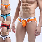 2014 UK Sexy Men's Soft Bulge Pouch Underwear Brifes Cotton Pants Hole Nightwear
