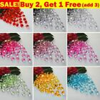 Sparkly Wedding Party Decoration Acrylic Scatter Table Crystal Diamond Confetti