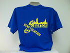 Boston Runs Together Marathon T-Shirt, Printed Front and Back