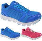 NEW LADIES WOMENS SPORTS GYM JOGGING RUNNING CASUAL TRAINERS TRAINER SIZES 3-8