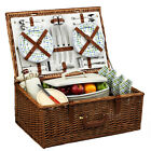 Dorset Picnic Basket for 4