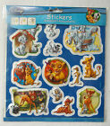 Character 3D Stickers - Disney Princess, Minnie, Mickey, Cars, Monster High...