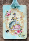 Hang Tags  FRENCH PARIS MARIE ANTOINETTE BEE TAGS or MAGNET #278  Gift Tags