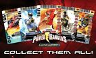 POWER RANGERS ACTION CARD GAME MIXED LOT OF 100 CARDS COMMON & RARE