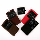Caller Id KLD Oscar III 3 Diary Flip cover case For Samsung Note3 note III n9000