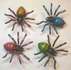 HALLOWEEN SPOOKY SPIDER FRIDGE MAGNETS - COLOURFUL FUN MOVING 3D WIGGLY MAGNET