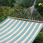 Quilted Reversible Sunbrella Fabric Hammock