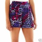 Decree Soft Shorts Cheetah High Waisted Juniors Size XS, S, L New