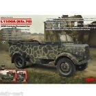 ICM 1/35 35525 L1500A (Kfz.70), WWII German Personnel Car Model Kit