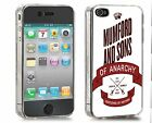 Mumford and Sons Iphone Case (Fits 4/4s,5c.5/5s) Anarchy