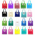 Ladies New Fashion Bow Style Shoulder Handbag Women Tote Shopper Bag