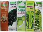 Pick Any HERBAL AYURVEDIC Amla Trifala Neem Jamun Karela Juice 500ml/16.91oz USA