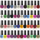 48 x NAIL POLISH VARNISH SET 10 ML 48 DIFFERENT COLOURS WHOLESALE JOB LOT UK
