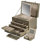 Queen's Court Extra Large Jewelry Case by Wolf