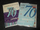 Unisex Happy 70th Birthday Cards FREE FIRST CLASS POST