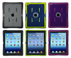 New Authentic OtterBox Reflex Series Case +Stnad for Apple iPad 2 3 4 Generation