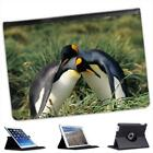 Penguin Folio Wallet Leather Case For iPad Air & Air 2