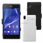 4500mAh External Battery Backup Power Pack Charger Stand Case for Sony Xperia Z2