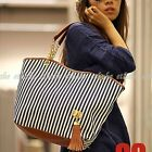 Street Snap Candid Tote Shoulder Bag Handbag Shopper