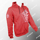 Billabong Red Fire Zip Hoodie Australia Hood Surf & Skate Kapuzen Hoody Sweat