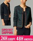 MASSIMO DUTTI (ZARA GROUP)   WOMEN REVERSIBLE QUILTED JACKET   NWT 6703/618