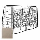 Weather Wrap Small Firewood Rack Cover