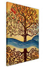 ABSTRACT CANVAS WALL ART PICTURES TREE OF LIFE PRINTS PHOTO PRINTING HOME DECOR
