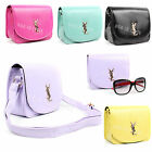 Ladies Girls Small Satchel Cross Body Bag Women Little Mini Shoulder Clutch Bag