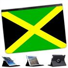 Jamaica Flag Folio Wallet Leather Case For iPad Air & Air 2