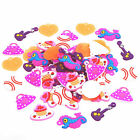 Colourful Loom Band Charms/Pendant, 10, 50, or 100 , Random Mix
