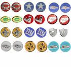 glitter earring post stud charm NFL Pick your team $7.49 USD on eBay