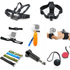 Chest/Helmet/Head Strap/Floating Monopod/Wrist Belt for Gopro Hero Camera 2 3 3+