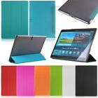 """3 Fold PU Leather Stand Case Cover New Samsung Galaxy Tab S 10.5"""" T800"""
