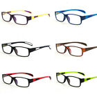 Sport Flexible Eyeglass Frame Optical Eyewear Clear lenses computer glasses 2259
