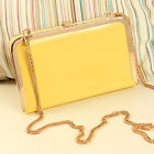 Women Clutch Handbag Bridal Evening Chain Shoulder Bag Wedding Party Purse BOX