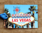 Hang Tags WELCOME TO FABULOUS LAS VEGAS POSTCARD TAGS or MAGNET #G030  Gift Tags