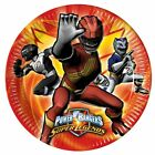 Power Ranger Super Legends Birthday Party Decoration & Tableware - Choose Items